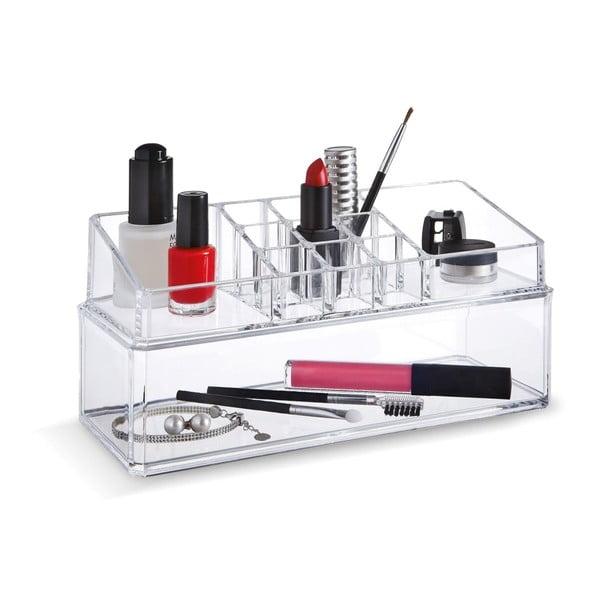 Podwójny organizer na kosmetyki Domopak Make Up