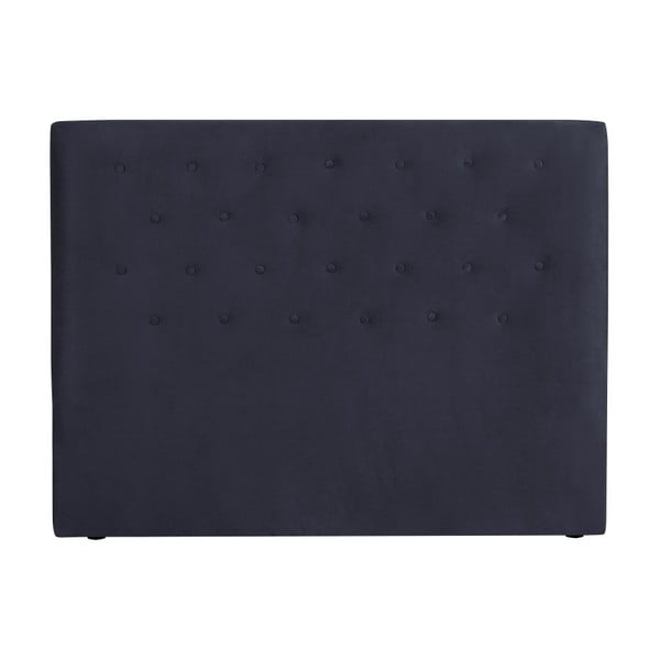 Tmavě modré čelo postele Windsor & Co Sofas Astro, 200 x 120 cm