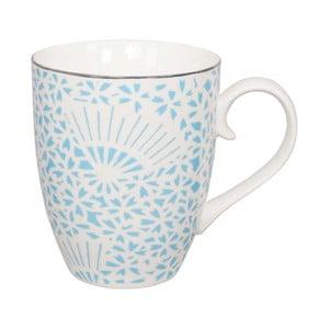 Tyskysovo-bílý porcelánový hrnek Tokyo Design Studio Shiki, 380ml