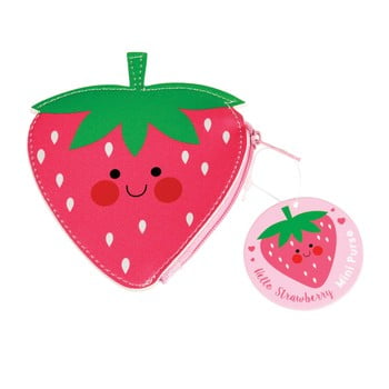 Portmoneu Rex London Hello Strawberry