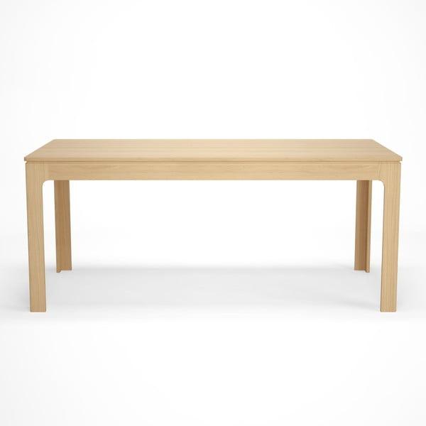 Stół rozkładany z drewna bukowego Artemob Johny