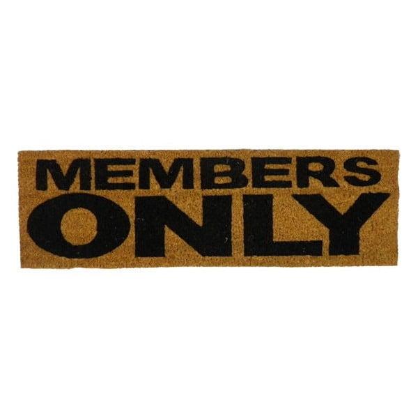 Rohožka Members Only, 75x25 cm