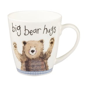 Sada 2 hrnků Churchill China Big Bear Hug, 360 ml