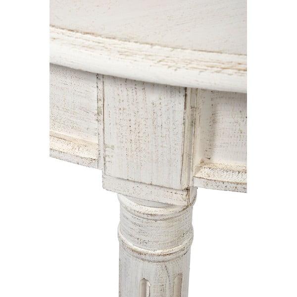 Jídelní stůl Jolipa White, 100 cm