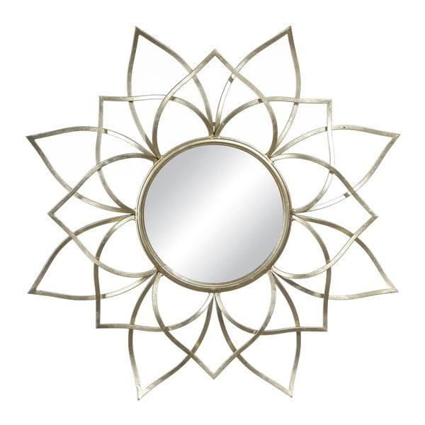 Nástěnné zrcadlo Ixia Sun, průměr85cm