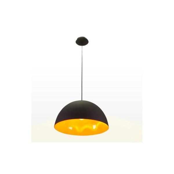 Stropní světlo Outside Black/Orange