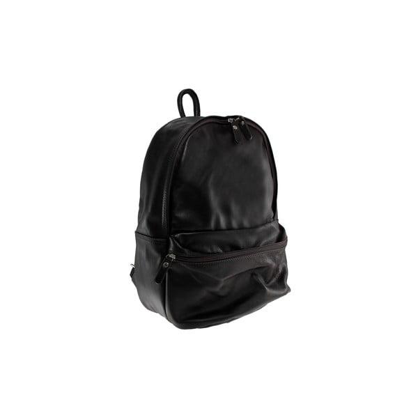 Kožený batoh Dina Nero