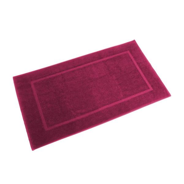 Koupelnová předložka Ziczac 60x110 cm, červená