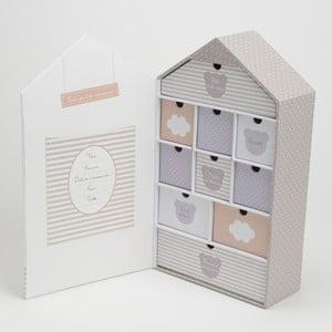Krabice se šuplíky Isidore