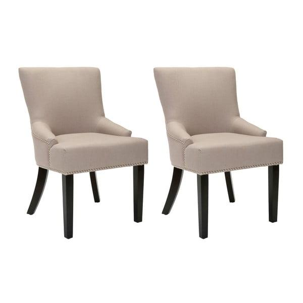 Sada 2 jídelních židlí Safavieh Sawyer