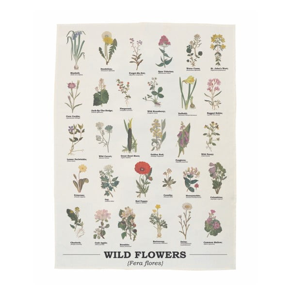 Prosop Gift Republic Wild Flowers