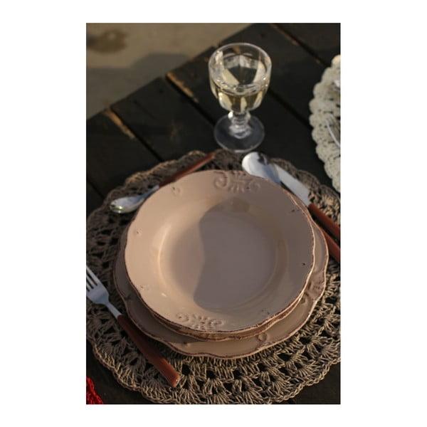 18dílná sada nádobí Villa d'Este Duchessa Fango