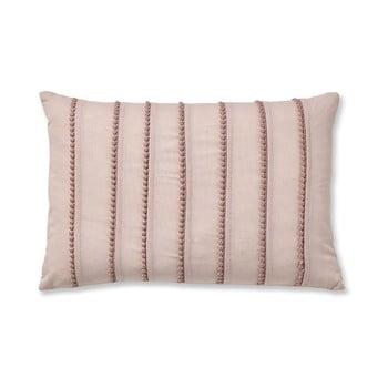 Față de pernă Catherine Lansfield Blush, 30 x 40 cm, roz