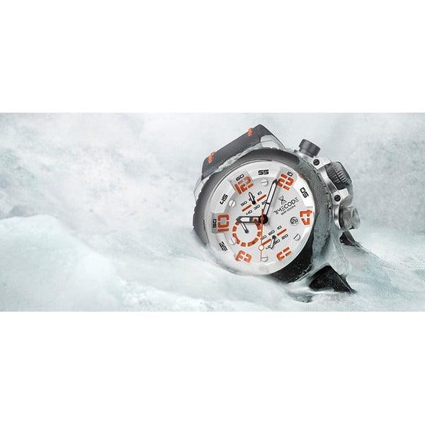 Pánské hodinky Everest 1953, Metallic/White