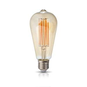 LED žárovka Kobi FST64, 7W 2700K