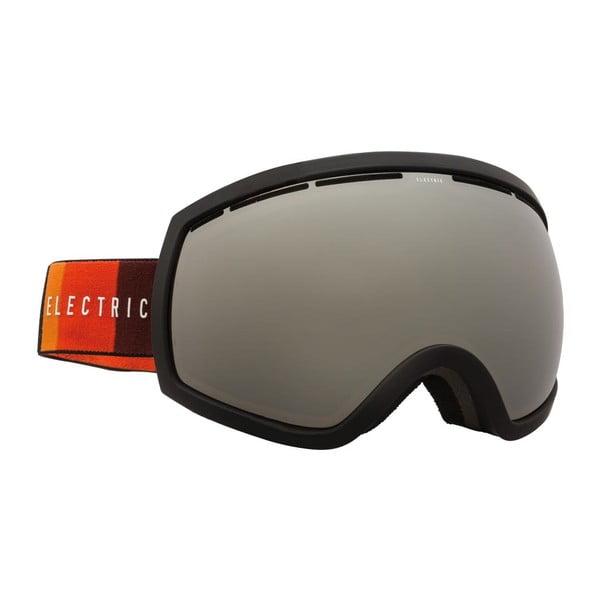 Pánské lyžařské brýle Electric EG2 Orange Black - Bronze Silver, vel. L