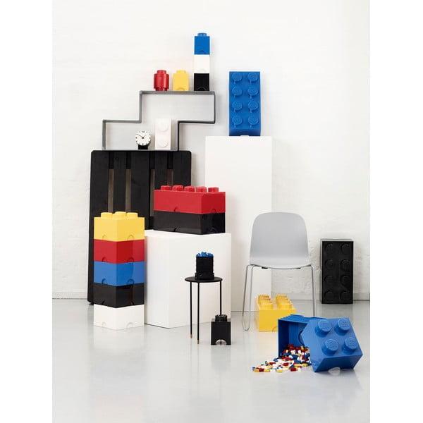 Úložné Lego, černé