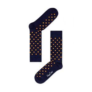 Ponožky Happy Socks Yellow Dots, vel. 36-40