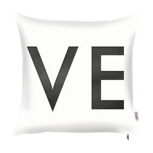 Față de pernă Apolena Ve, 43 x 43 cm, alb