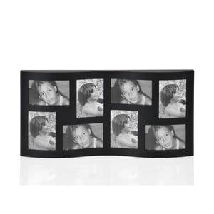 Fotorámeček Black Wave, 60x32x2,5 cm