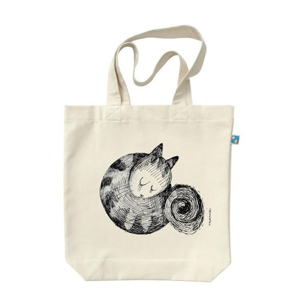 Plátěná taška Klubíčko