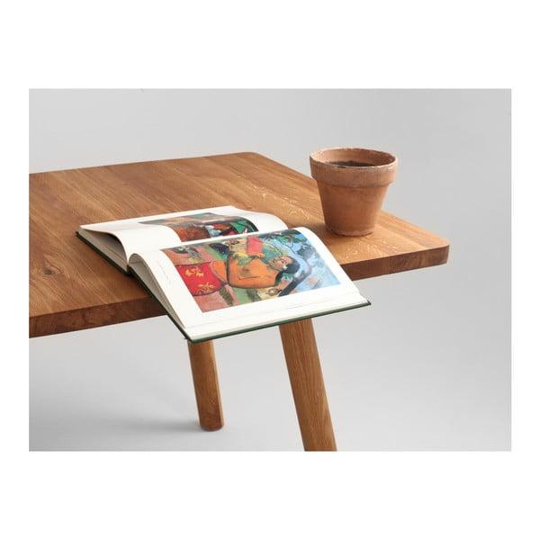 Jídelní stůl z dubového dřeva Custom Form Rubens,180x90cm