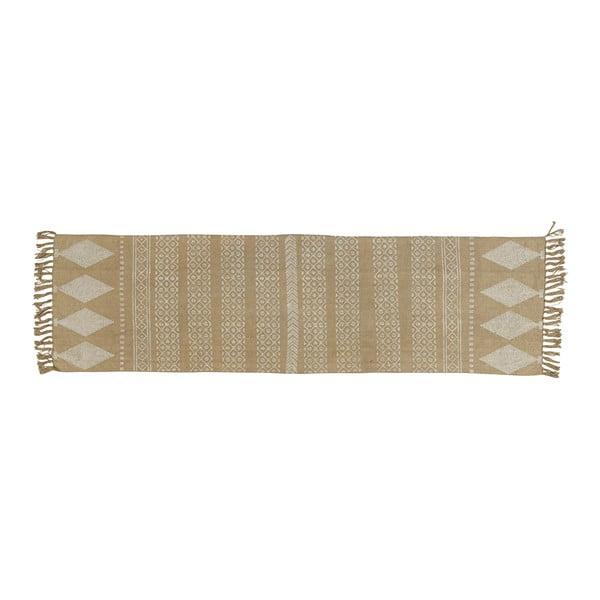 Bavlněný koberec Maya, 60x180 cm