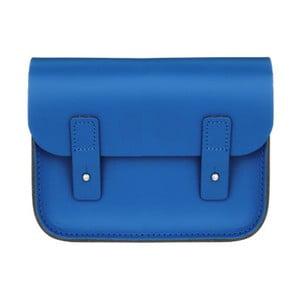 Poșetă din piele Brix + Bailey Mini, albastră