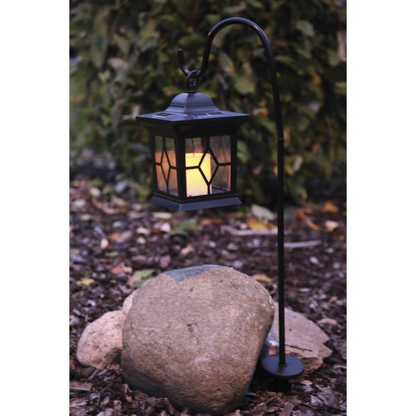 LED solární lucerna Best Season Light