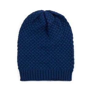 Čepice Beanie Dark Blue