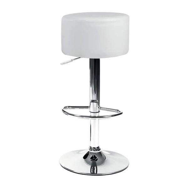 Barová židle London, bílá
