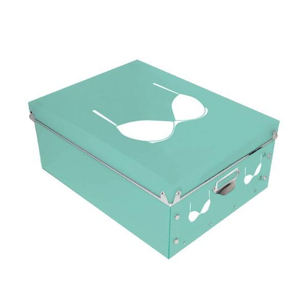 Krabice na podprsenky Turquoise Box