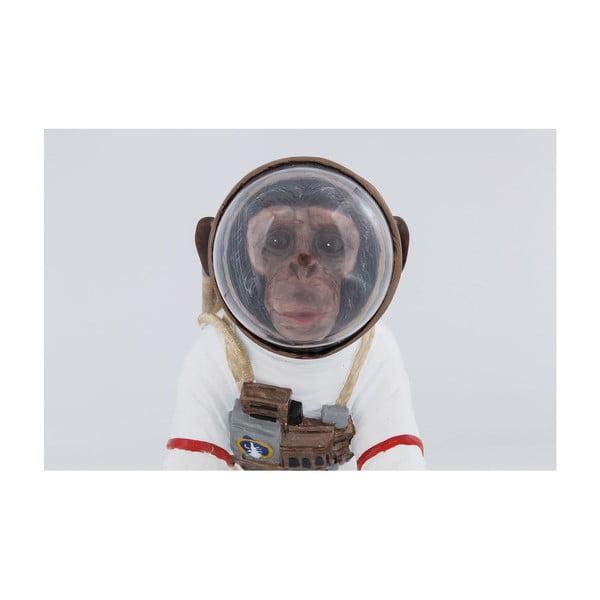 Decorațiune Kare Design Space Monkey, înălțime 32cm