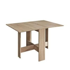Hnědý rozkládací stůl 13CasaTrick
