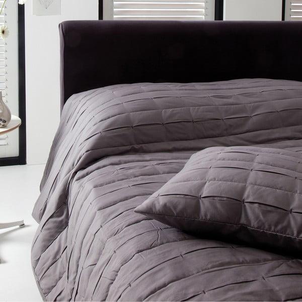 Přehoz přes postel Ritual Walnut, 270x270 cm