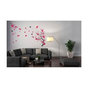 Dekorativní samolepka Květoucí větev, 140x90 cm