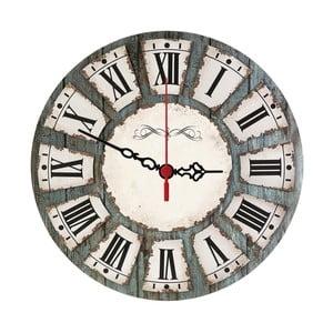 Nástěnné hodiny Industries, 30 cm