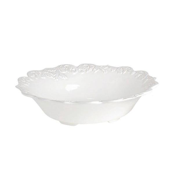 Sada 4 talířů Trianon, 23,5 cm