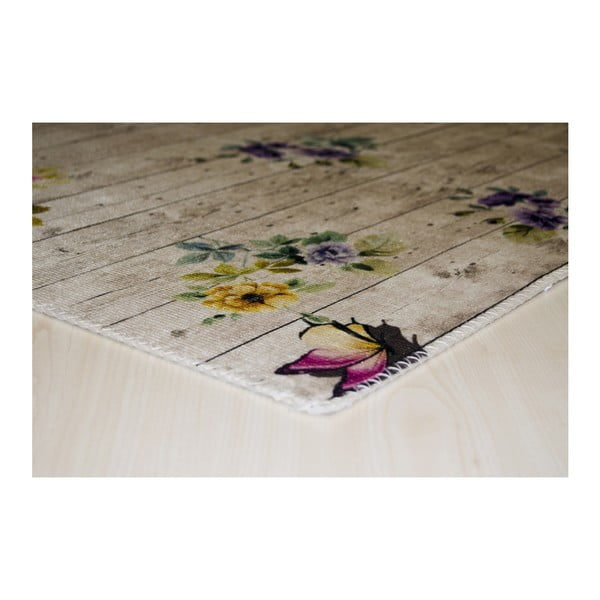 Odolný koberec Vitaus Pahma, 50 x 80 cm