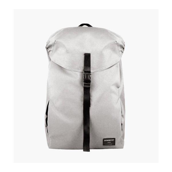 Svetlosivý batoh z ripstopu Sandqvist Ivan