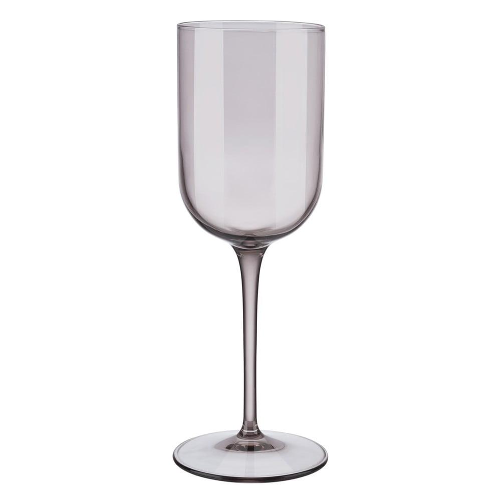 Sada 4 fialových sklenic na bílé víno Blomus Mira, 280 ml