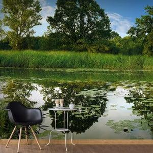 Velkoformátová tapeta Artgeist Stony Magic Pond, 300x210cm