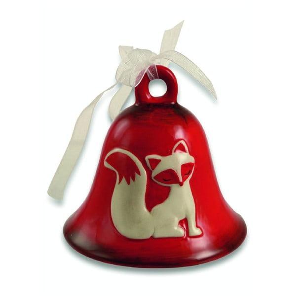 Set 12 vánočních zvonků White Fox