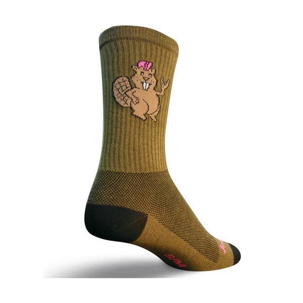 Ponožky Bucky Beaver, vel. 37-42