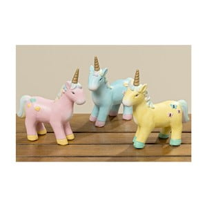 Set 3 decorațiuni Boltze Magic Unicorn