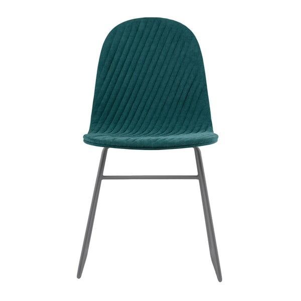 Židle Mannequin 02, tyrkysová