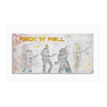 Tablou Mauro Ferretti Rock N Roll 120 x 60 cm