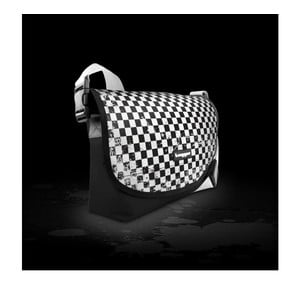 Brašna Tagger Crew Messenger, Checkers