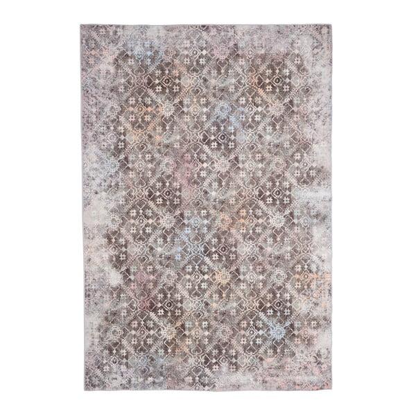 Hnědý koberec Floorita Astana, 80 x 150 cm