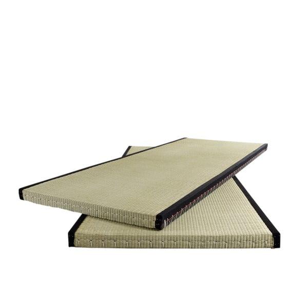 Saltea tatami pentru pardoseală Karup Design Tatami, 100 x 200 cm